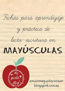 http://aminomegustacocinar.blogspot.com.es/2015/08/freebie-fichas-lectoescritura-mayusculas-espanol-gratis.html