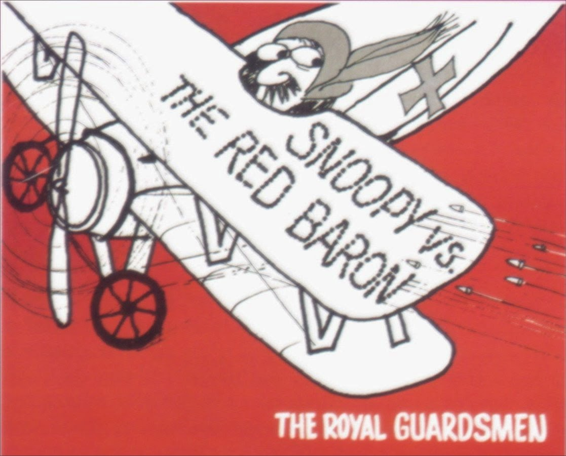 a follow up to their earlier snoopy vs the red baron snoopys christmas is about the loveable peanuts character snoopy going out to fight the red