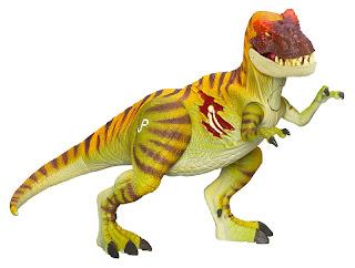 Hasbro Jurassic Park Dino Growlers T-Rex figure