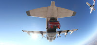 Chevrolet Sonic skydive