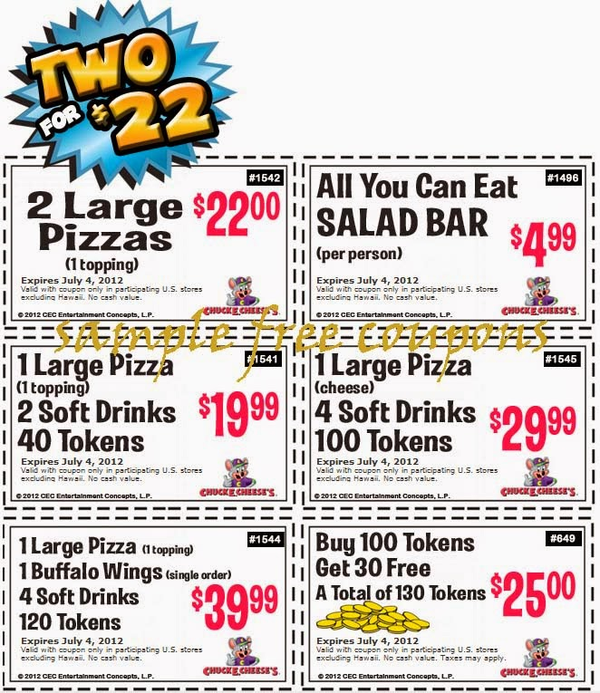 2014 chuck e cheese coupons 2017 2018 best cars reviews