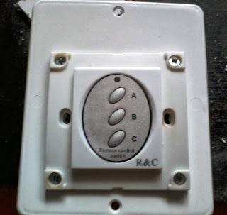 Распаячная коробка и контроллер
