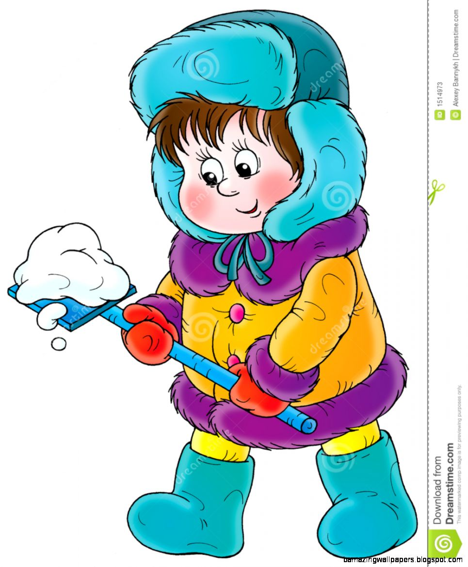 Winter Time Clipart   Clipart Kid