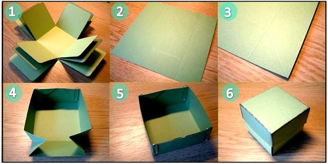 el yapımı explosion box
