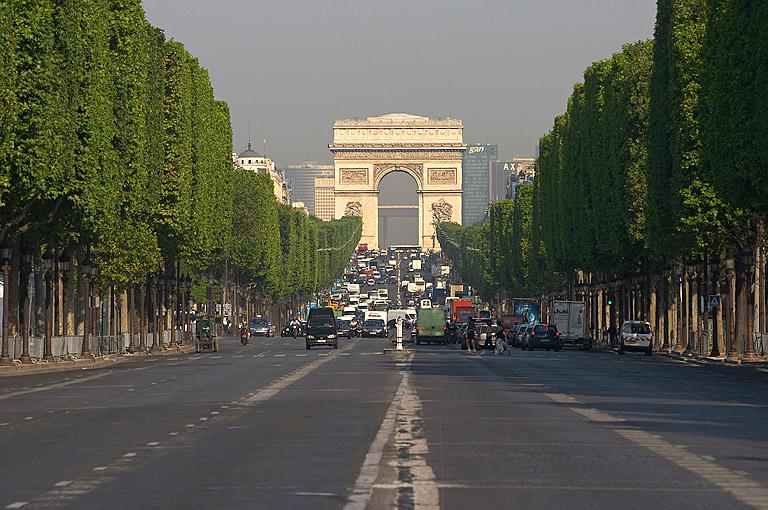 Mairie du 8e - Quartier des Champs-Elyses