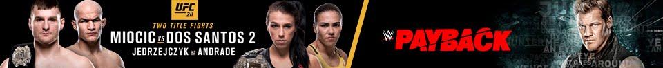 Ver WWE PayBack 2017 En Vivo en Español Online HD | Ver Canelo vs Chavez JR en Vivo