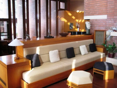 Modern Living Rooms Ideas on Modern Furniture  Modern Living Room Decorating Design Ideas 2011