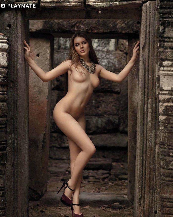 Красивые девушки голые фото россия