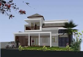gambar desain rumah minimalis bergaya eropa modern share