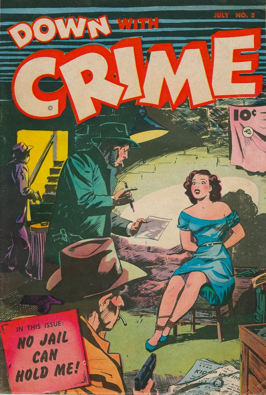 Down with Crime 5