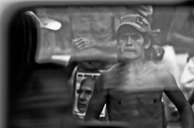"""De la serie """"Gente que he visto""""de José Alberto Alegría Manrique, México, Blanco y Negro"""