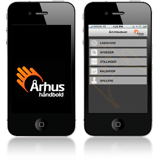Århus Håndbold app