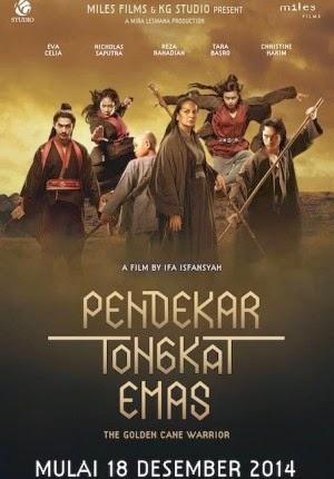 Film Pendekar Tongkat Emas 2014 Bioskop
