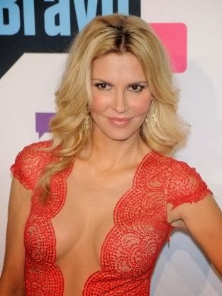 "chatter busy: brandi glanville: ""i party to forget how lonely i am"""