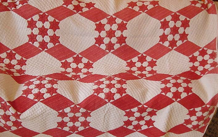 Civil War Quilts Seven Sistersseven Stars 3 More Thoughts On