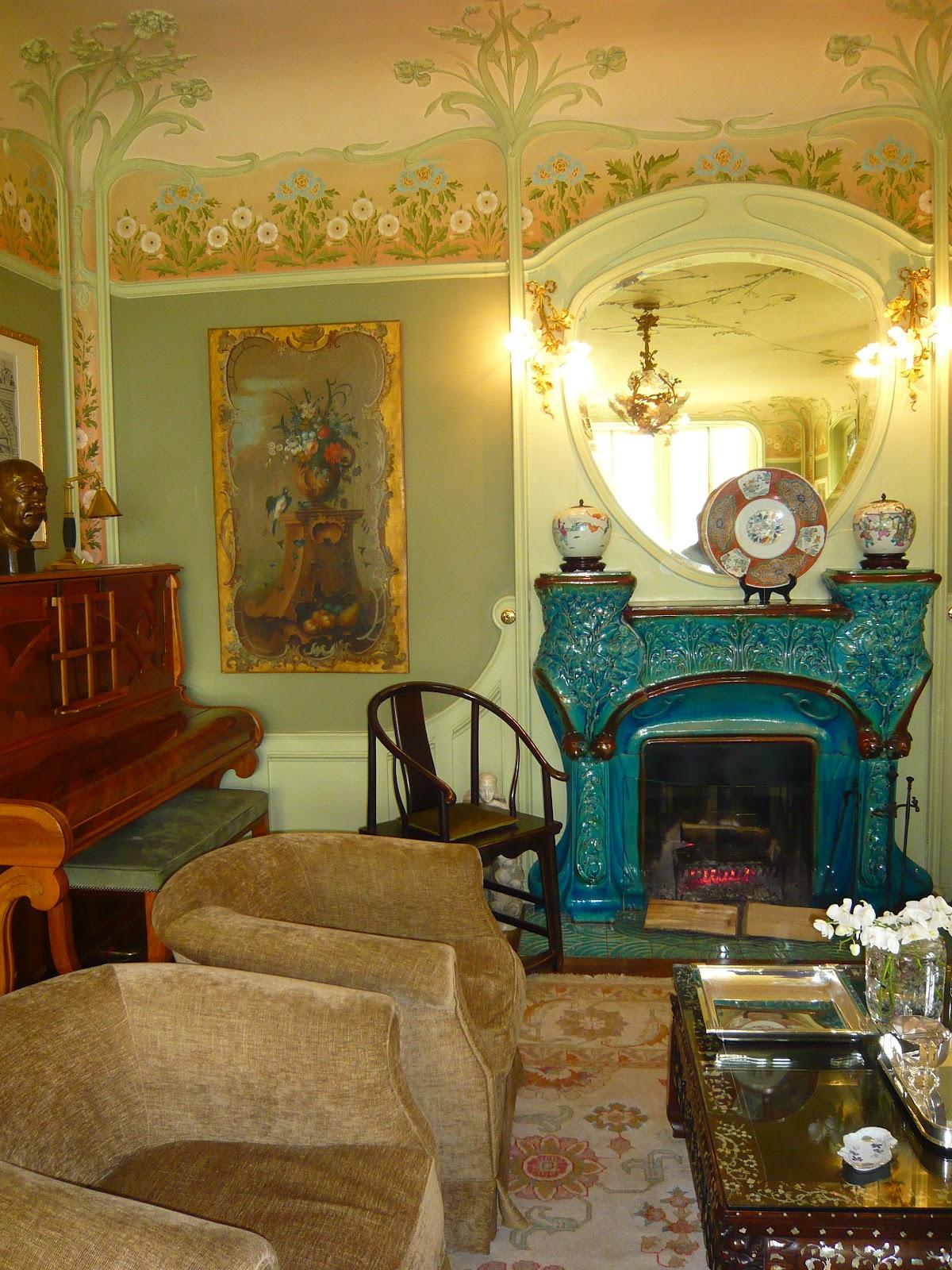 From soph to you visite priv e de la maison de famille for Maisons de famille art et decoration