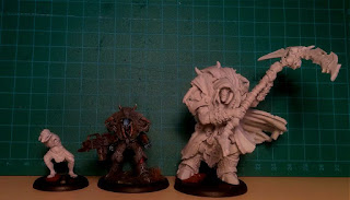 Warzone Resurrection - Praetorian Goliath - Praetorian Stalker - comparison