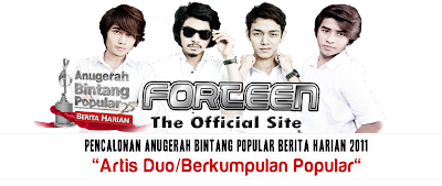 FORTEEN Official Site