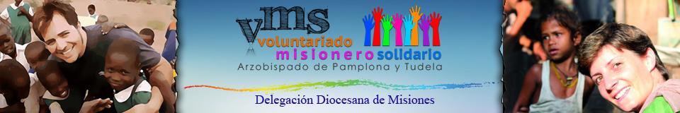 Voluntariado Misionero Solidario  NAVARRA