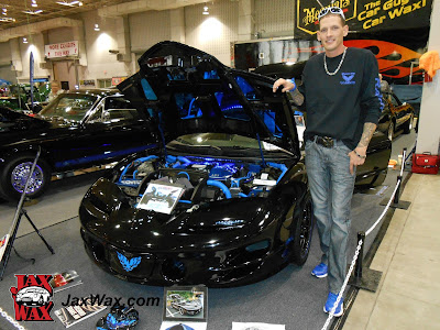 Jax Wax Pontiac Trans Am W6