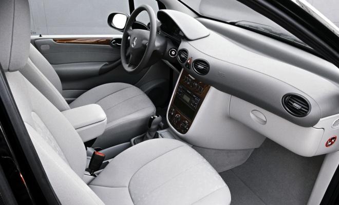 A-Class MkI interior