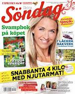 Expressens bilaga Sköna Söndag 4:e sept 2011