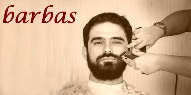 Barbas en la Barbería de Javier