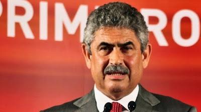 Estado assume divida de 17 milhões de Luís Filipe Vieira