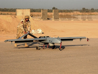 AAI RQ-7 Shadow 200 in Iraq