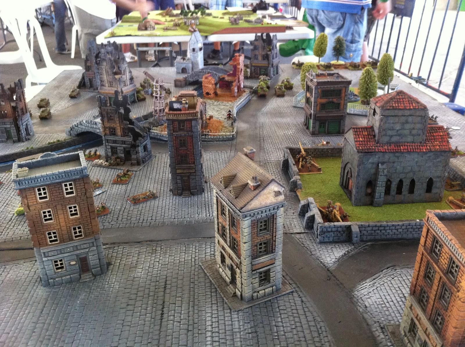 Wargames en la Comic Con Spain