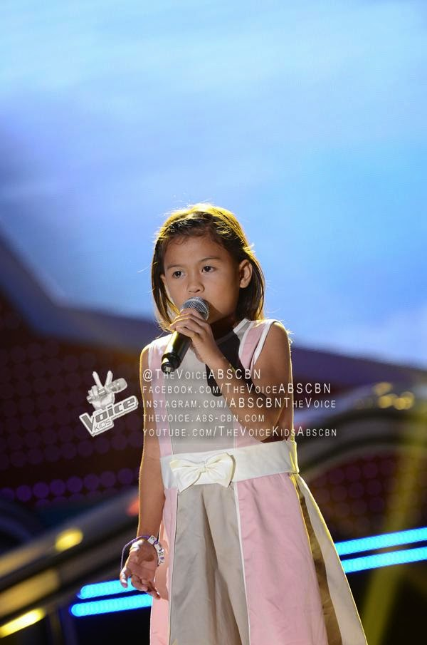 Video: Lyca Gairanod belts out 'Pangarap na Bituin' on The Voice Kids PH Live Semi-Finals
