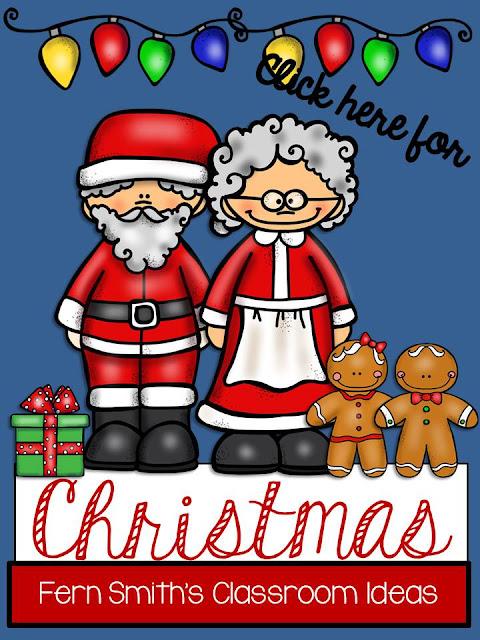 Fern Smith's Classroom Ideas Christmas Resources at TeacherspayTeachers, TpT.