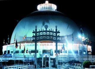 Diksha Bhoomi Nagpur 2012 Night View