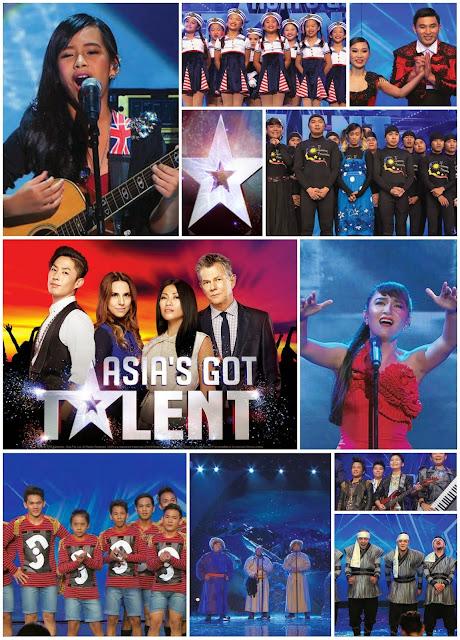 Asia's Got Talent Finalists