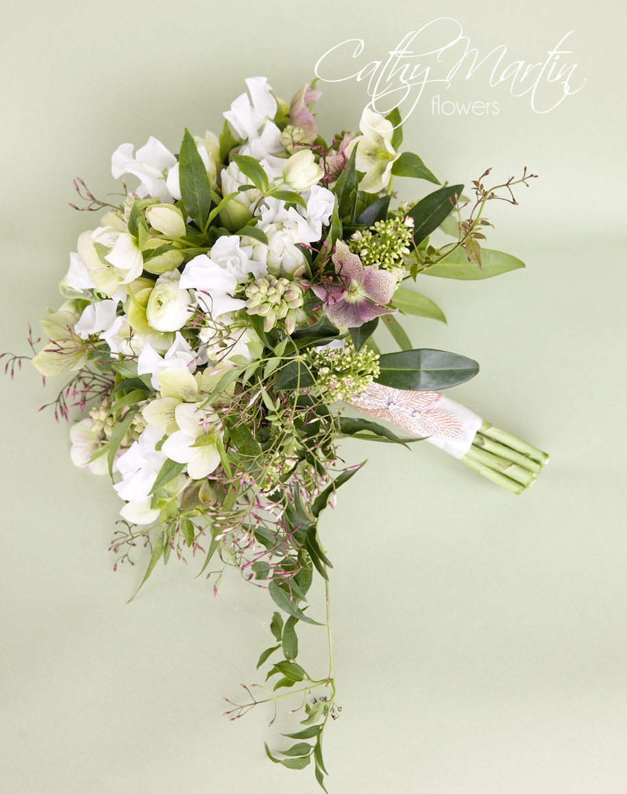 Weddingbells Feature : Cathy Martin Flowers Bouquet ...
