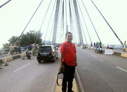 Jembatan Barelang Pulau Batam