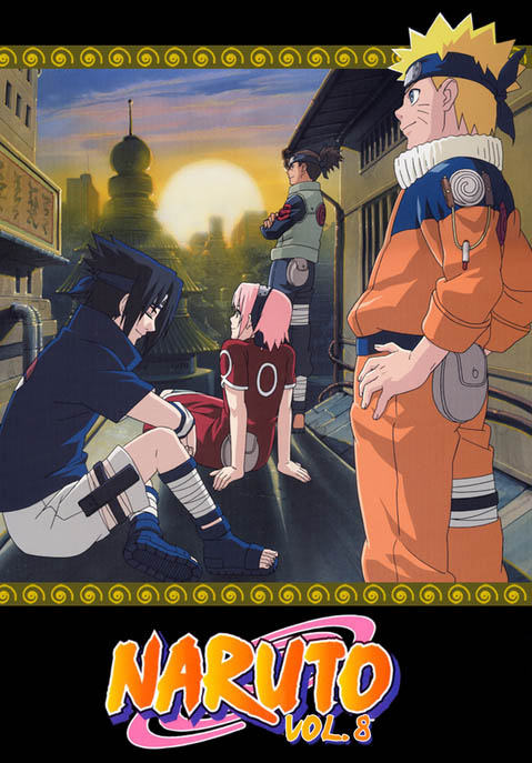 Naruto Clássico 8ª Temporada Torrent – BluRay 720p Dual Áudio (2006)