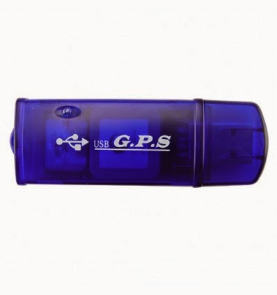 GPS USB para PC o Portátil