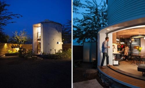 00 christoph kaiser architectural 1955 silo conversion in - 1955 Home Design
