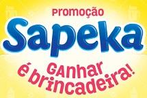 Participar da promoção Sapeka 2015