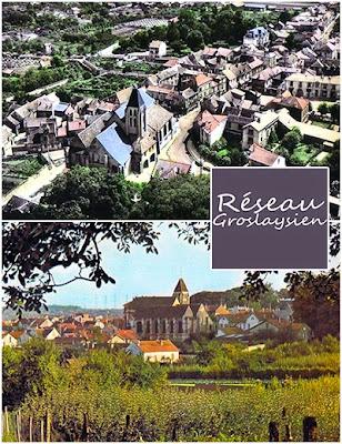 Réseau Groslaysien - Groslay 95