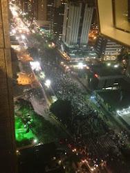 Miljoenen op straat
