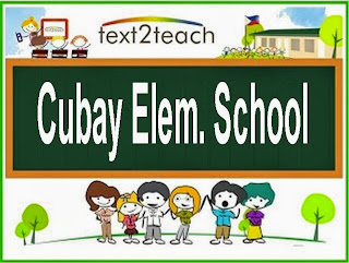 Text2Teach program for Cubay Elem. School