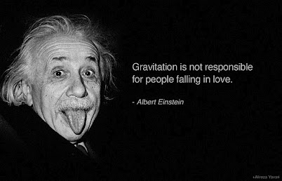 Quotes About Love Einstein : Good Bear: Aforisma gravitazionale - A. Einstein