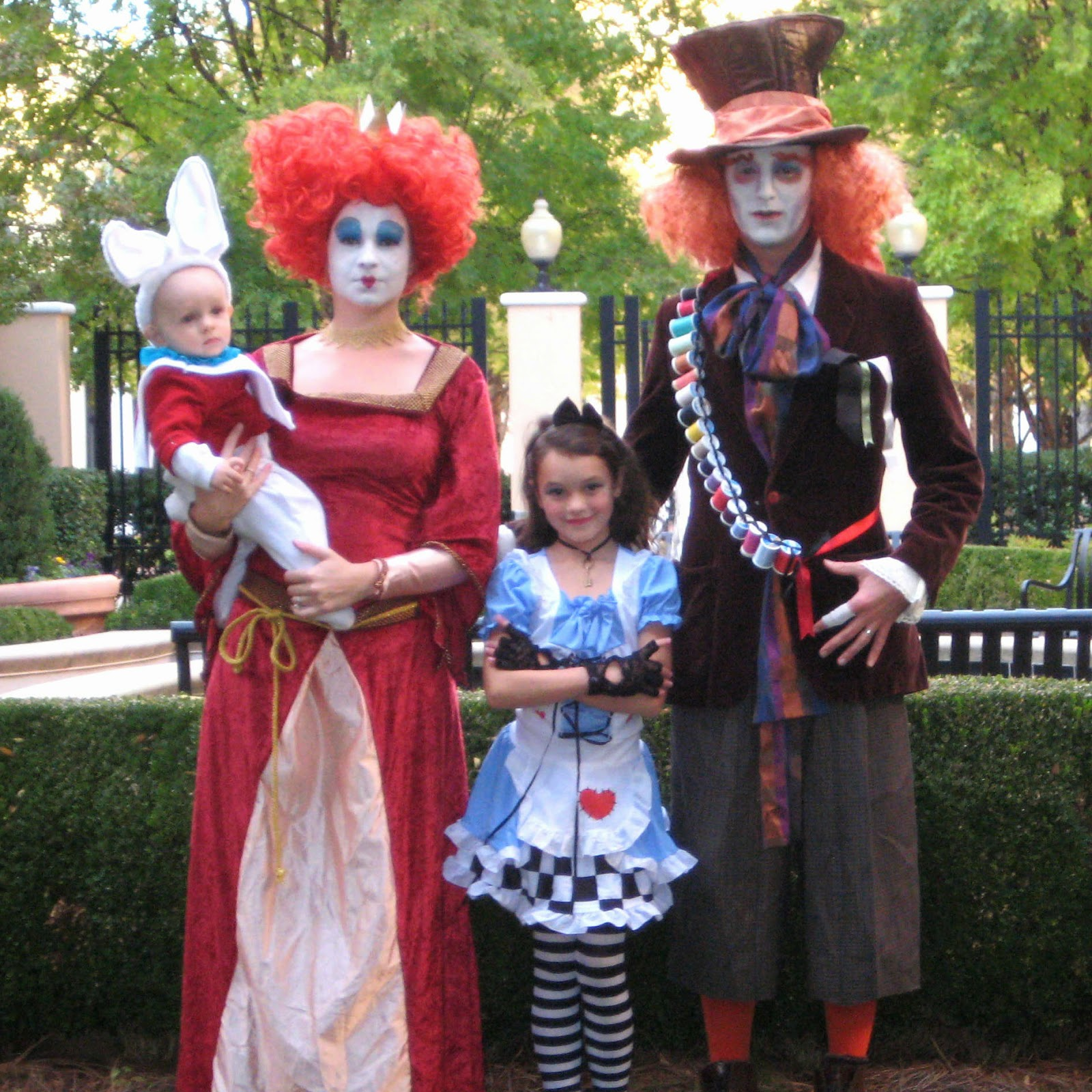 Easily Entertained: Family Halloween Costumes