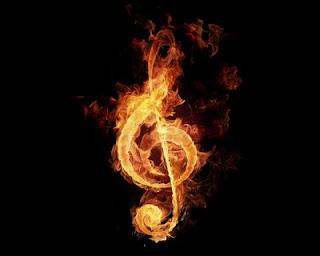 Wallpaper Keren Melodi Api