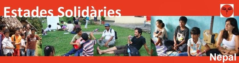 Estades Solidaries - Nepal