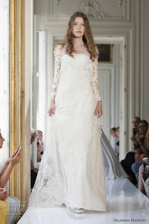 Honey Buy: Delphine Manivet Spring 2013 Wedding Dresses
