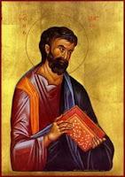 Sf Apostol si Evanghelist Marcu