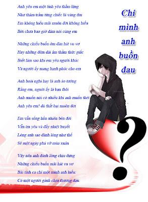 Ảnh đẹp về tình yêu buồn, anh tinh yeu buon